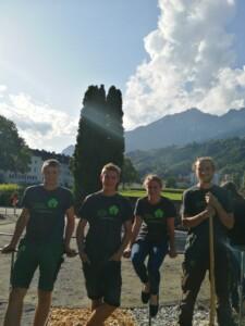 Garten und Landscahcftsplanung Jobs Unterland Tirol