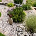 Garten mit klassischen Elementen